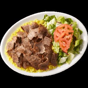 Beef Shawarma Entree