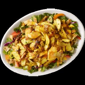 Chicken Fatoush Salad