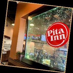 Interior of Pita Inn location