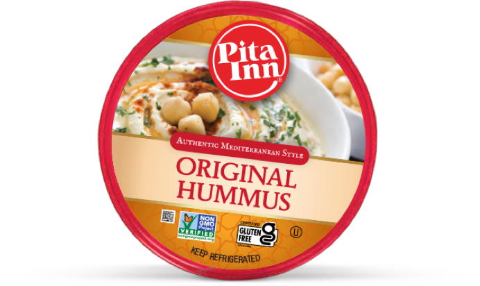 Pita Inn retail hummus