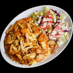 Chicken Shawarma Entree